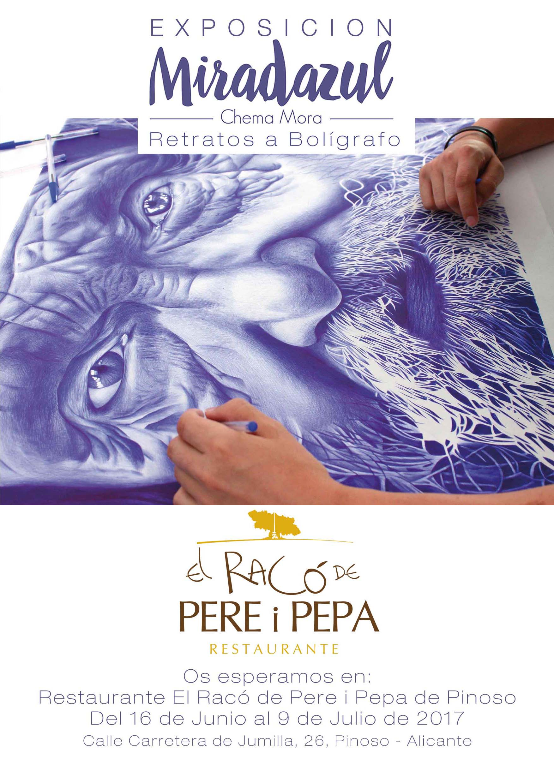 Racó de Pere y Pepa con Miradazul