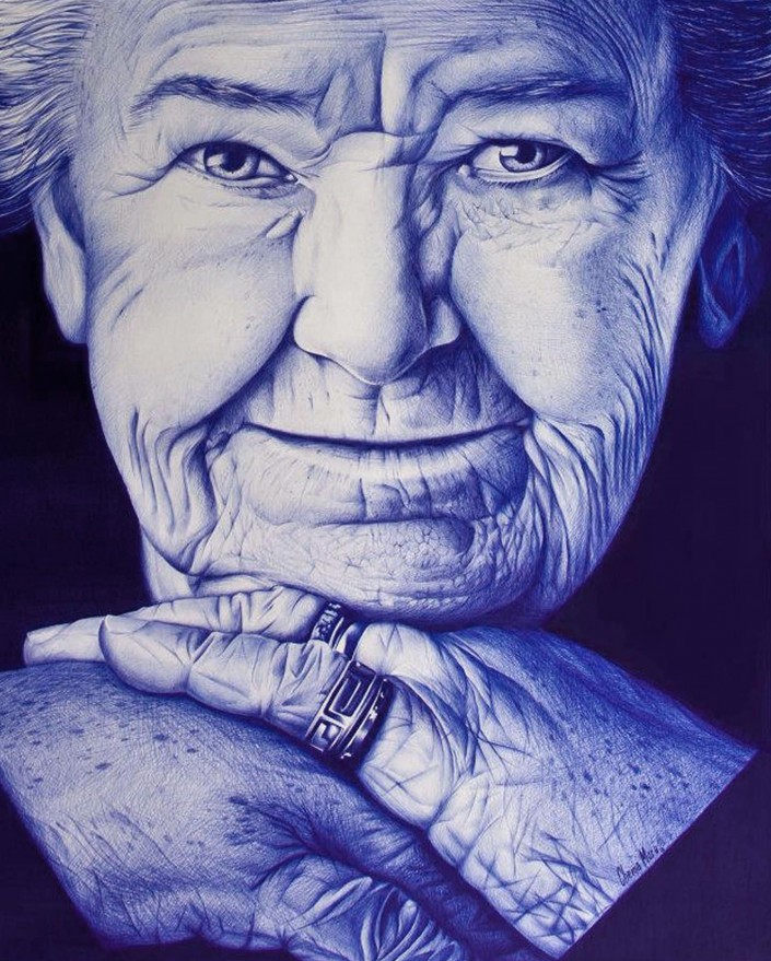 grandma-blue-ballpaint